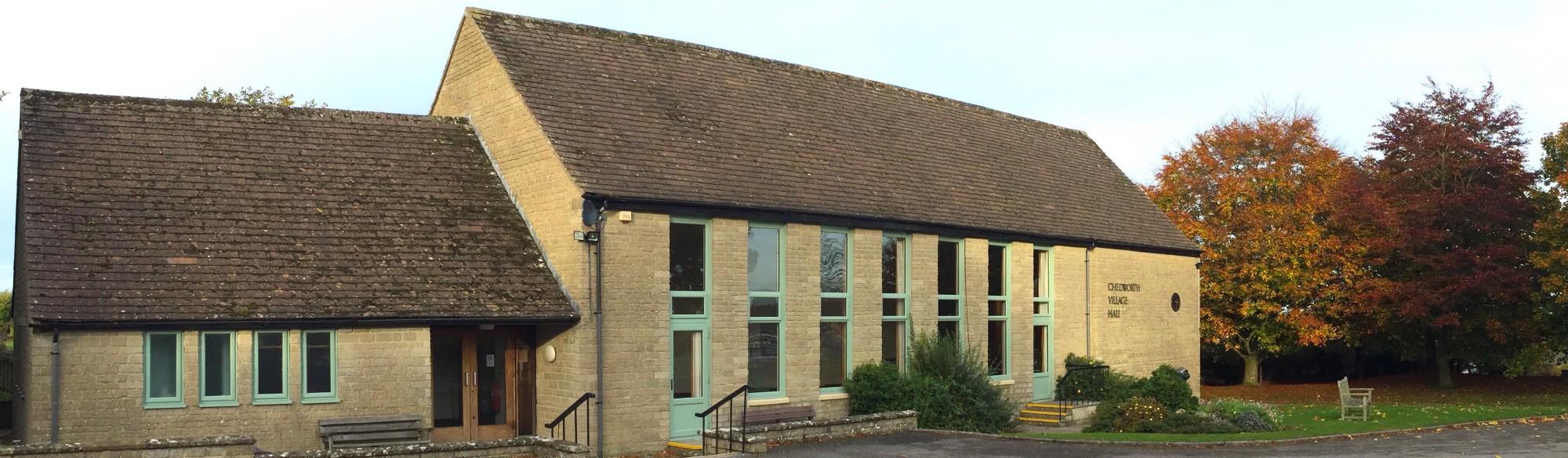 Chedworth Village Hall